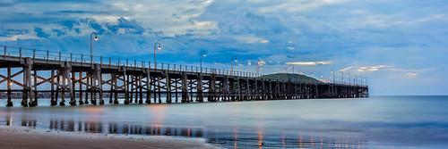 sunrise jetty australia coffsharbour