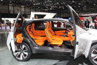Hyundai 2014 Intrado Concept fcEV