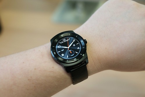 LG G Watch R | by Janitors