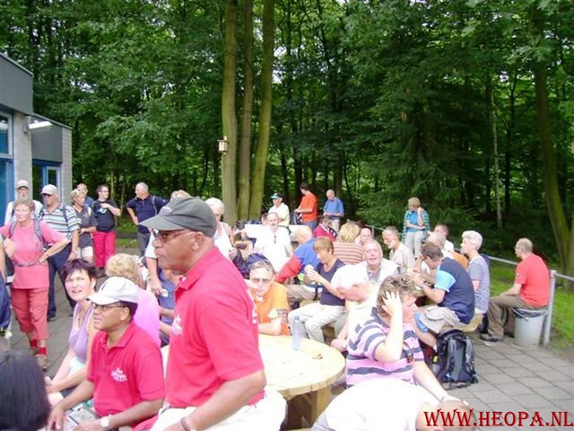1e dag Amersfoort  40 km  22-06-2007 (26)