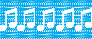 Music notes | by CILIP Photos