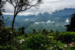 Sri Lanka. Haputale. Adisham.