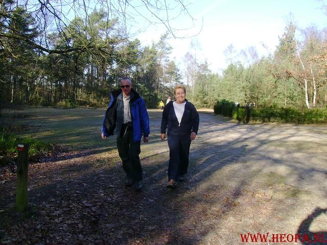 W.S.V.de Trekvogels 09-02-2008 15 Km  Apeldoorn (20)