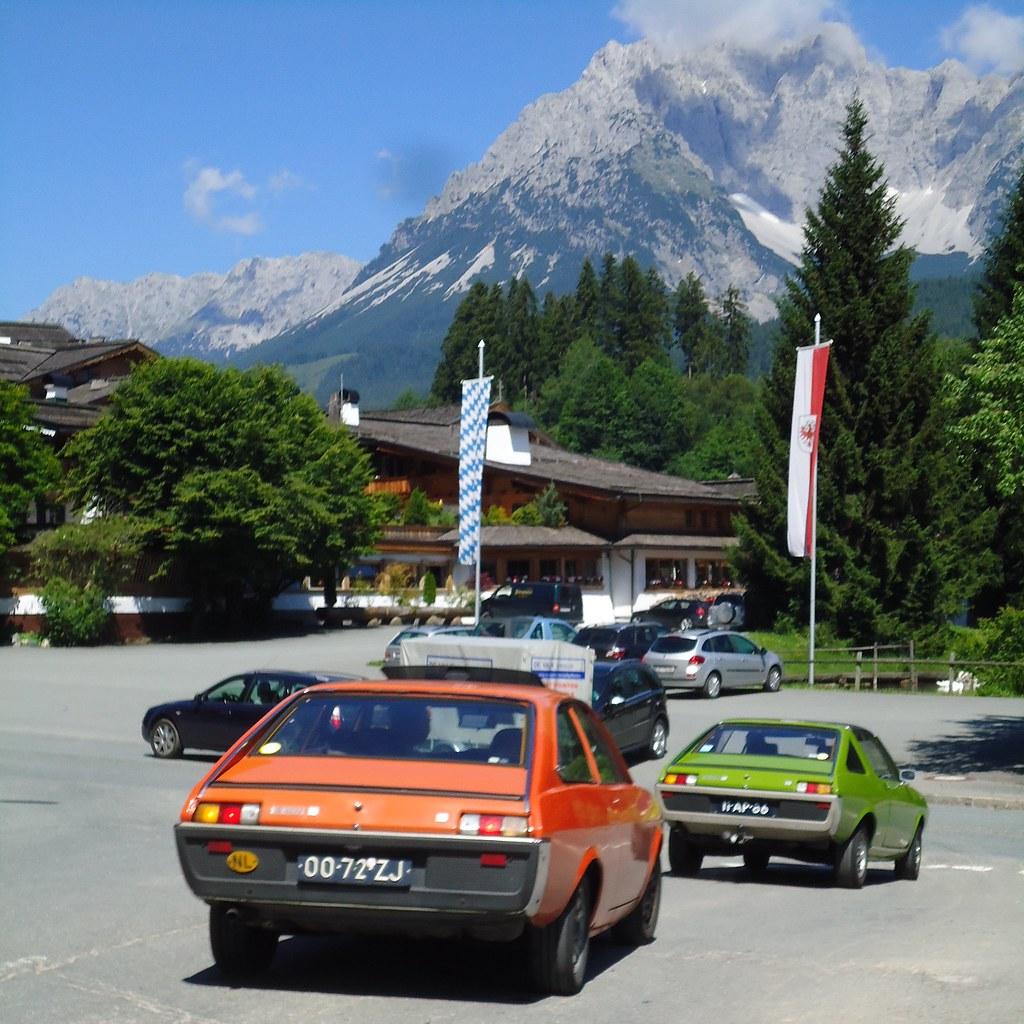 What Brings The New Renault R S 17: Renault 15 & 17 In Tirol, Austria