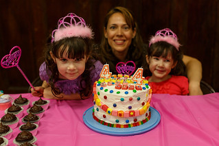 Twin's 4th Birthday Party | by Shane Woodall