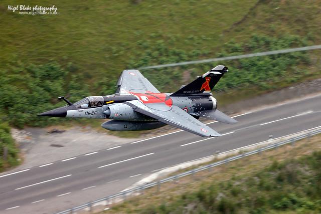 Dassault Mirage F1-CR 118-CF