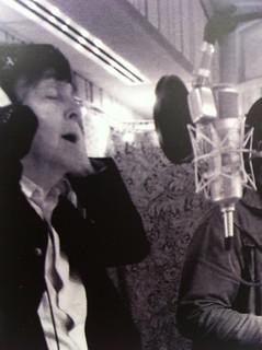 Reslo - Paul McCartney in the studio 2013