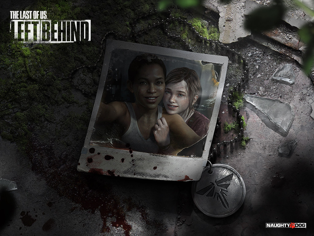 The Last Of Us Left Behind 1024x768 Wallpaper Naughty Dog Flickr