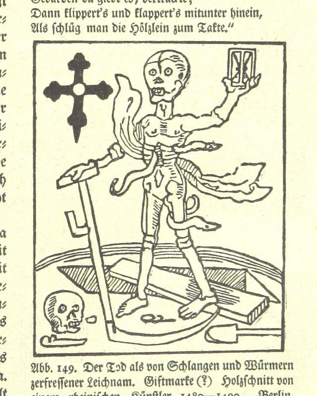 Image taken from page 145 of 'Monographien zur deutschen Kulturgeschichte, herausgegeben von G. Steinhausen'