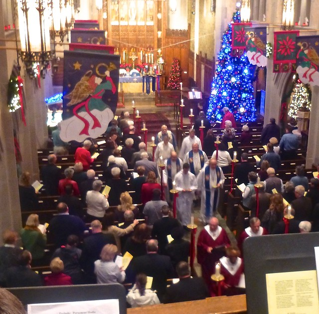 An Advent Service at Historic Trinity Church