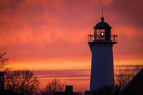 sunset sky orange lighthouse se skåne sweden fav20 cropped sverige f28 trelleborg 2014 fav10 smygehuk skånelän ef200mmf28lusm canoneos100d ¹⁄₃₂₀sek 10702022014164356