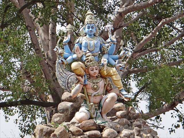 Amma Mandapam Place (Tiruchirapalli, Inde)