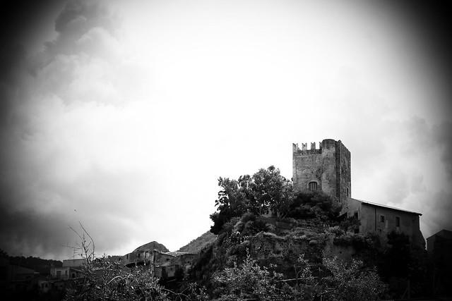 Antico castello medievale.