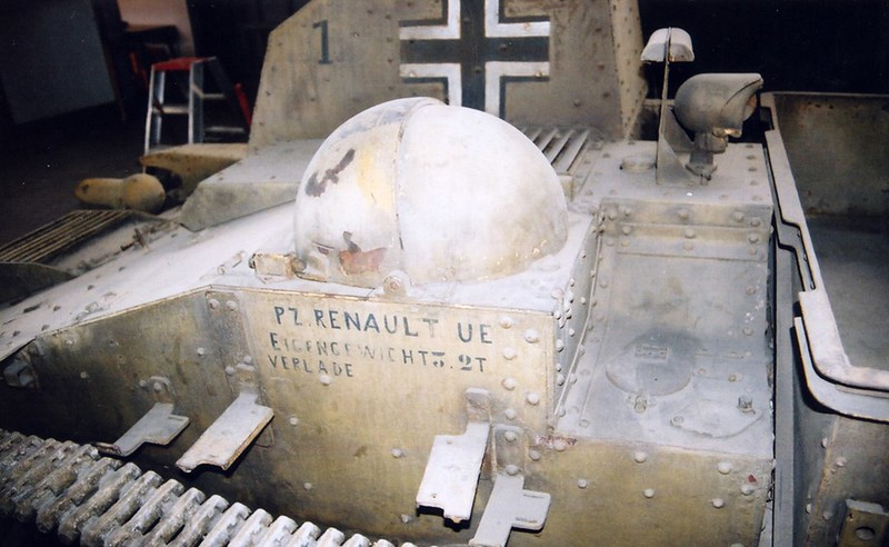Infanterie Schlepper UE 630 7