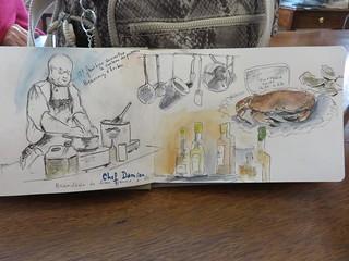 46e sketchcrawl 2015 01 31  057 (Copier) | by Marie France B
