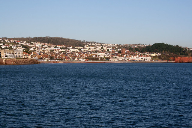 Paignton from the pier