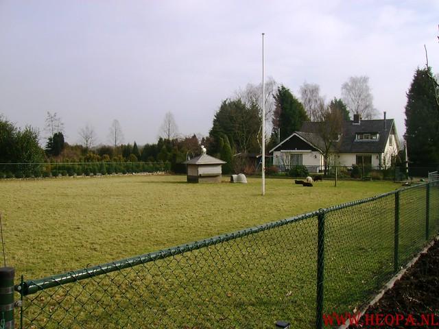 WSV Wandeltocht    Huizen NH.     23-02-2008   20km (12)