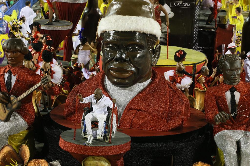 Rio Carnaval 2015 - Renascer de Jacarepaguá - Gabriel Santos   Riotur