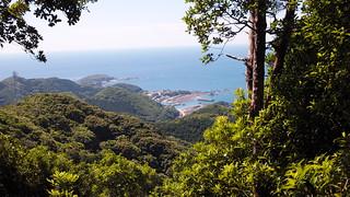 熊野古道大辺路、長井坂、見老津を望む | by taoweblog
