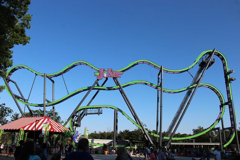 The Joker - Six Flags Great Adventure