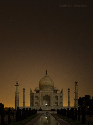 Tajmahal at Night | by Karthi KN Raveendiran