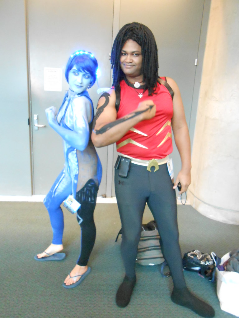 SDCC 2013 day Four (77) | Hybrid Realities Cosplay | Flickr