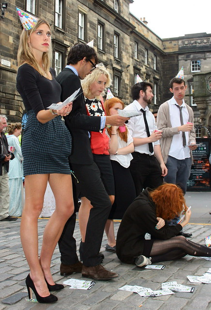 Edinburgh Fringe 2013: On Hold