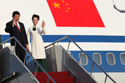 Presiden China Hadiri APEC 2013 | by APEC 2013