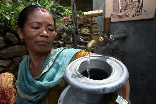 NEWAH WASH water project in Puware Shikhar, Udayapur District, Nepal. | by DFAT photo library