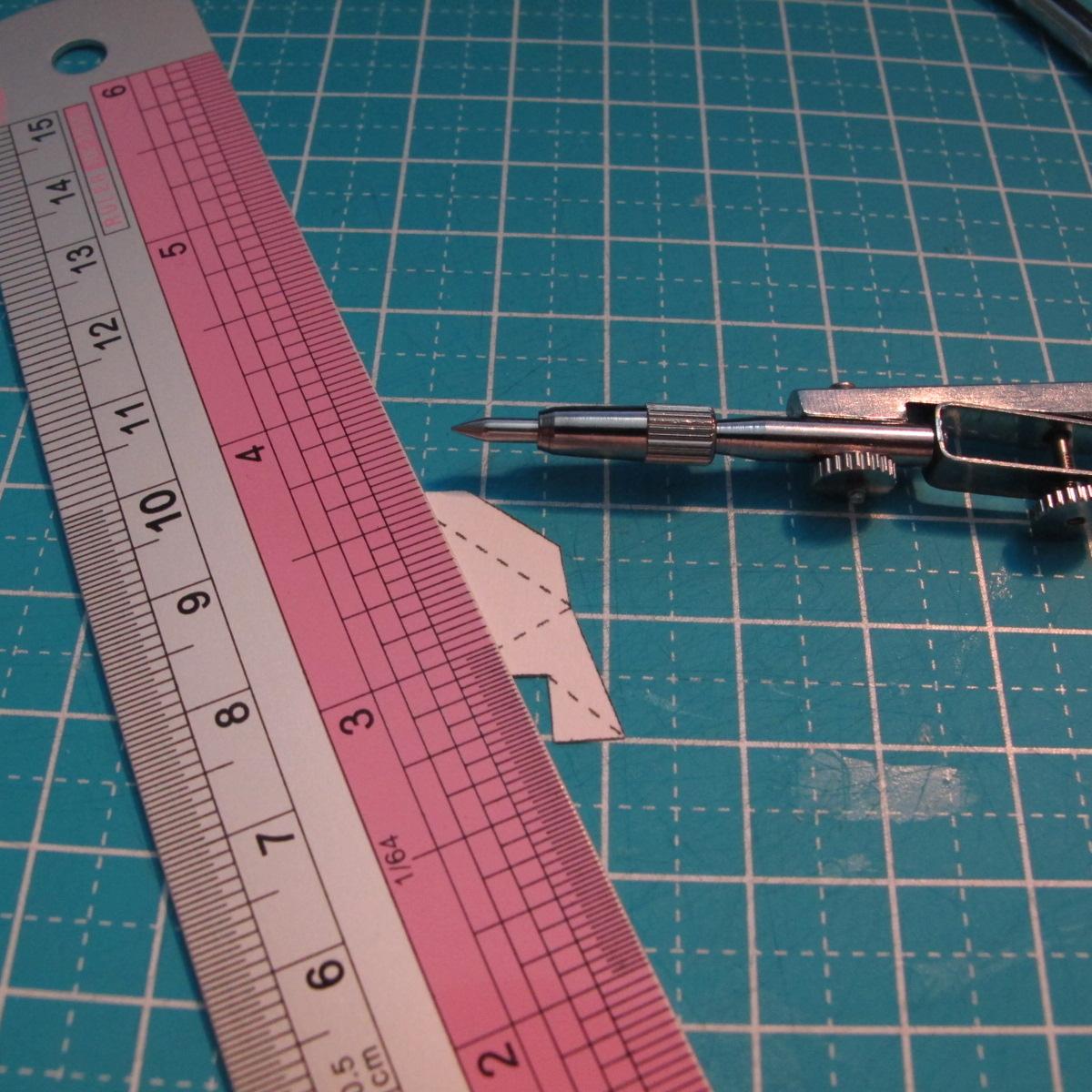 โมเดลกระดาษแมวบ้อง 004