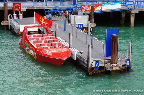 McDonalds Speedboat | by Benjamin Beck
