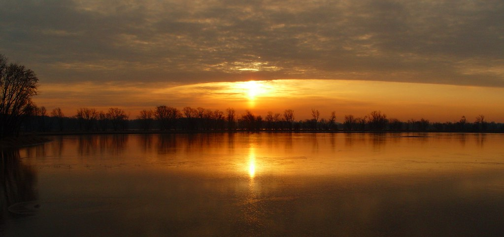 Sunrise-Pecatonica River