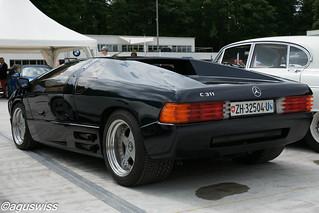 Mercedes C311