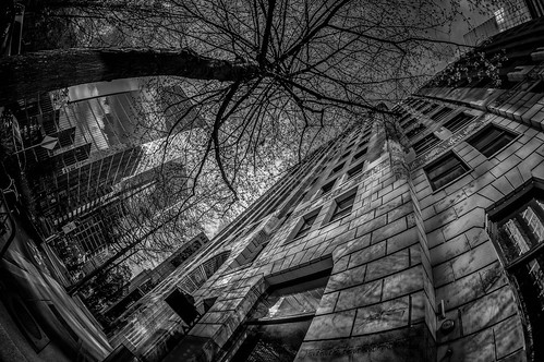 Mariner's Building, Downtown Vancouver BC | by Ken Cheng Photography