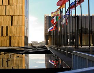 Outside the European Court of Justice | by katarina_dzurekova