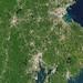 NASA Satellite Captures Super Bowl Cities - Boston/Providence
