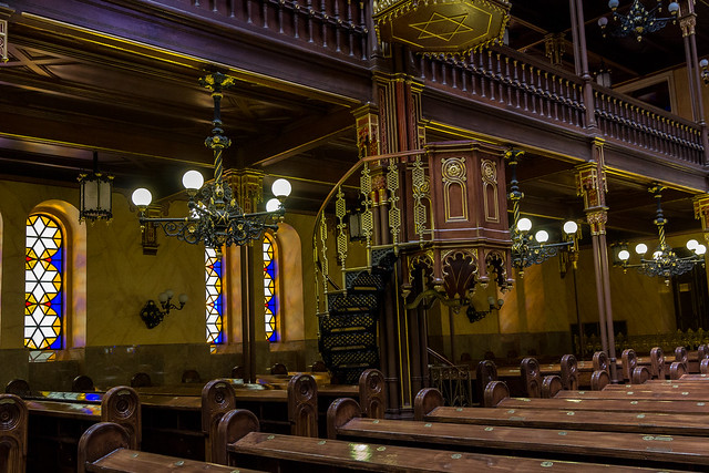 Hungary - Budapest - Great Synagogue