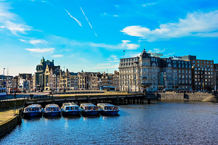 Amsterdam   by Crash Test Mike