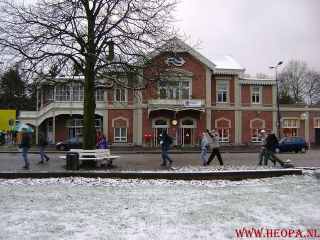 Baarn 40 Km    22-11-2008 (15)