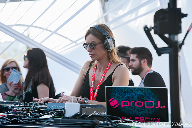 Pool Party - Rock in Rio Lisboa '16