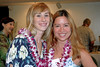 Shannon Malcolm, left, and Jillian LaBeau,right, received a UH Manoa undergraduate certificate in peace studies (equivalent of a minor) in Spring 2016.