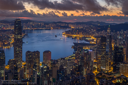 city urban skyline architecture skyscraper sunrise buildings hongkong dawn twilight cityscape central business thepeak kowloon hongkongisland admiralty victoriaharbour kowloonpeninsula buildingstructure