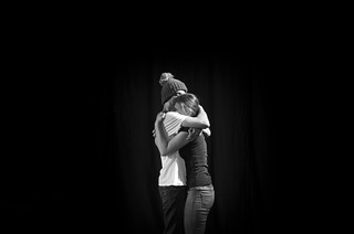 Hug | by Albert Dobrin
