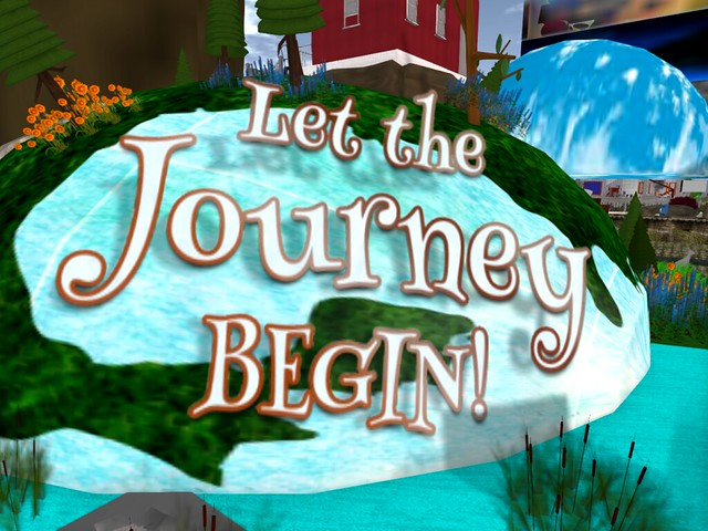 SL Birthday Bash - Beguile - Let the Journey Beign