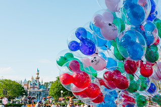 Mickey Balloons | by Mike Saechang