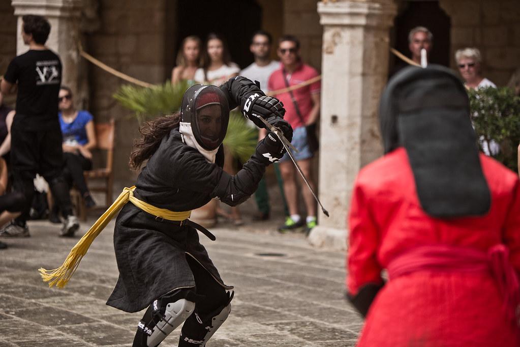 Historical European martial arts | Miquel Avellà Pol | Flickr