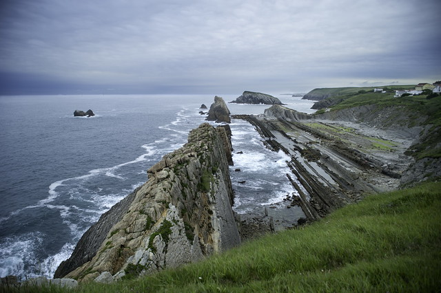 Playa de La ArnÍa en Liencres, Cantabria.- GETTY IMAGES