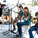 Louisiana Folk Roots Jam Session and Two Workshops, Festivals Acadiens et Créoles, Lafayette, Oct. 12, 2013