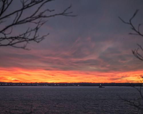 sunset 327365