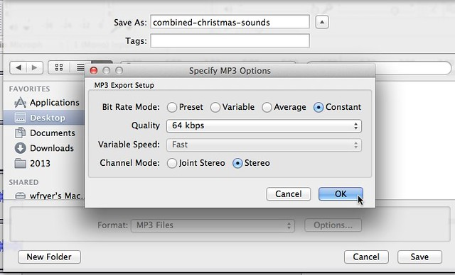 Combine Audioboo Sound Recordings with Audacity – Playing with Media